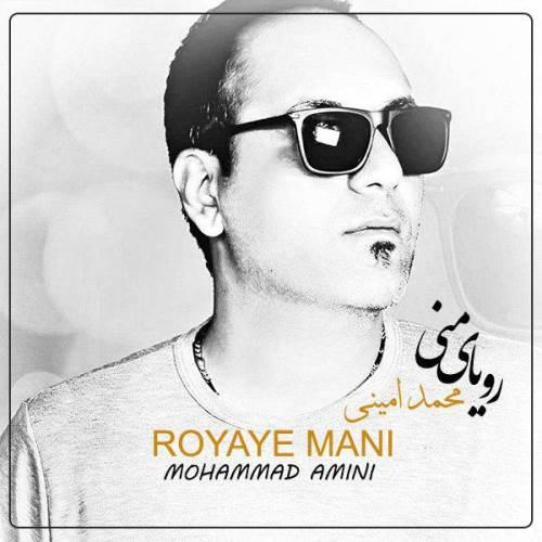 متن آهنگ محمد امینی به نام رویای منی